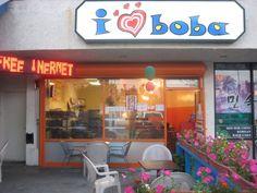 I Love Boba