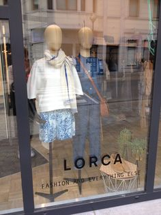 www.l-ismore.be  windowdisplay#Lorca#Concept# Spring-Summer'15