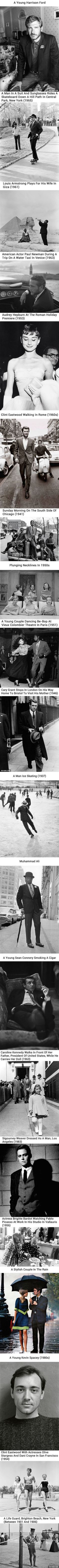 20 Historic Photos That Show People Had More Class In The Past More memes, funny videos and pics on