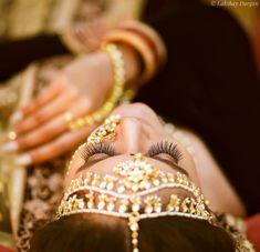 "Photo from album ""Wedding photography"" posted by photographer Lakshay Dargan Photography Lehenga Wedding, Lehenga Saree, Wedding Preparation, Mehendi, Wedding Jewelry, Real Weddings, Bangles, Wedding Photography, Indian"