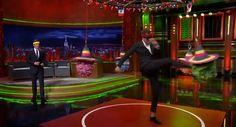 The Tonight Show starring Jimmy Fallon - Pinata Will Arnett