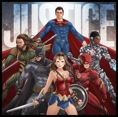 Liga de la Justicia es una película estadounidense de superhéroes de 2017, basada en las historietas de DC Comics acerca de la Liga d...