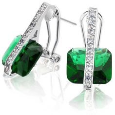http://rubies.work/0302-sapphire-ring/ Bling Jewelry Ever Emerald Earring
