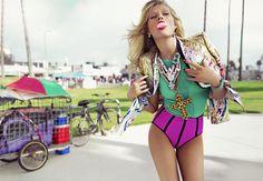 Toni Garrn Vogue Spain June 2012