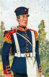 Hannover. 1866 Infanterie und Jäger