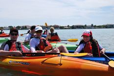 Group Kayak Tours and Kayak Rentals by Adventure Kayak Outfitters