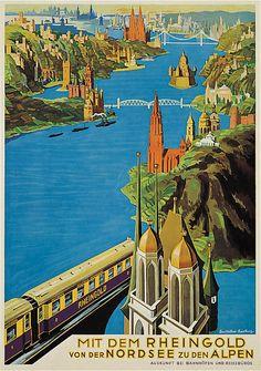 Rhein Gold Leo Faller