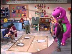 Barney Halloween Party