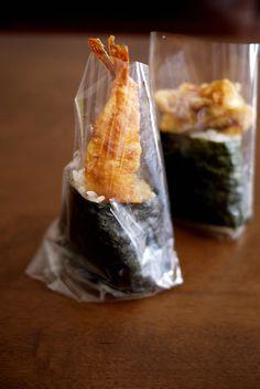 Creative sushi.