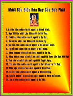 Mười điều răn của Đức Phật