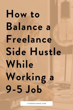 how to balance a side hustle | 9-5 to CEO | balancing your passion with a corporate career | side hustle tips | starting a business while working in a 9 to 5 Career Goals, Life Goals, Make Money Online, How To Make Money, Hustle Quotes, Creating Passive Income, Job Work, Go Getter, Stressed Out