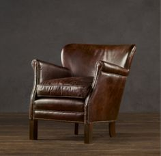 14 Excellent Restoration Hardware Leather Chair Digital Picture Inspiration