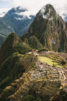 Machu Picchu | Part II (via Bloglovin.com )