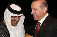 Turquía y Qatar demuestran su unión
