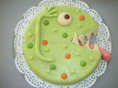 Monster cake !