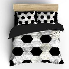 Soccer Ball Theme Bedding Set, Duvet or Comforter – TheDezineShop