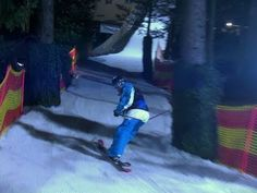 Red Bull PlayStreets 2015 in Bad Gastein Bergen, Freestyle Skiing, Red Bull, Austria, Competition, Urban, World, Fun, Travel