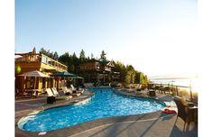 Photos: $5.95M Shuswap Lake resort