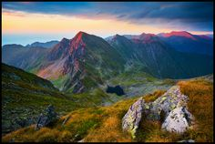 one last look by Zsolt Andras Szabo on 500px Fagaras Mountains , Romania, www.romaniasfriends.com
