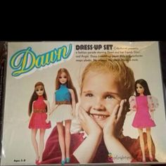 Dawn Doll Colorforms