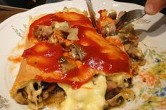 co w kuchni pichci Cheesesteak, Lasagna, Catering, Mexican, Beef, Chicken, Ethnic Recipes, Nyc, Food