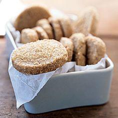 100 Healthy Cookies | Brown Sugar-Pecan Shortbread | CookingLight.com