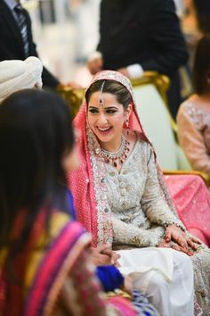 Pakistani Bride - Ali Khurshid Photography