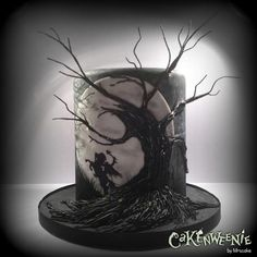 Sleepy Hollow Tree - Sleepy Hollow - Tracy Prescott - MrsCake