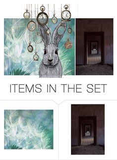 """Backword"" by vegetarian-wolf ❤ liked on Polyvore featuring art, etsyfresh and shutterloveprintshop"