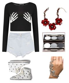 """Untitled #48"" by maisaherazo on Polyvore featuring Zara, Boohoo, Keds and Bebe"