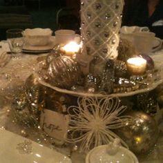 Christmas table 2011