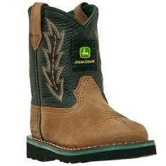John Deere® Johnny Popper™ Infant Boots