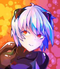Rei Ayanami from 3.33