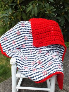 Hey, I found this really awesome Etsy listing at https://www.etsy.com/listing/230036685/baby-boy-nautical-blanket-crochet