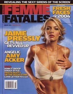 Femme Fatales 2004 Jaime Pressly, Amy Acker, Snoop Dogg, Wen Yann Shih