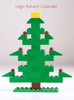 lego advent calendar idea