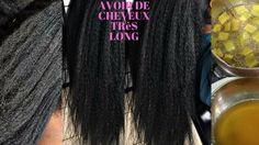 Après avoir utilisé cela, vos cheveux n'arrêteront pas de poussé, Super ...