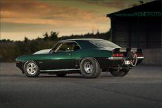 Camaro 1969 EXPLO | Muscle Car