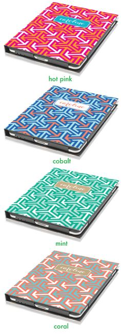 Cute iPad covers