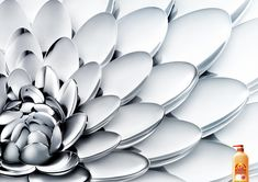 Design made from just spoons