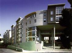 SFSU Student Apartments (A Project of Sasaki Associates; Job Captain: Kevin Tabari)