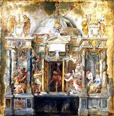 ROME DISAPPEARED: Temple of Giano http://www.romeandart.eu/it/arte-tempio-giano.html