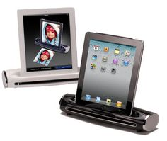 Mustek | S400 Docking Station Scanner - Scan your pictures or documents directly into your iPad. Charge your iPad simutationously.