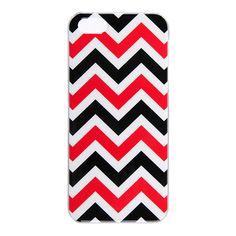 Black/Red iPhone 5 Case