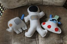 Seeking Eco-Chic: DIY baby toys