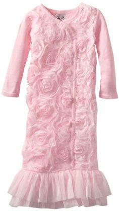 Mud Pie Baby-Girls Newborn Chiffon Sleep Gown, Pink, 0-6 Months Mud Pie http://www.amazon.com/dp/B00B1UJ8HY/ref=cm_sw_r_pi_dp_JBZVtb01T617KVPC