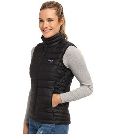 Patagonia Down Sweater Vest Black - Zappos.com Free Shipping BOTH Ways