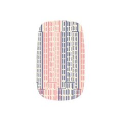 tall building minx nail wraps - construction business diy customize personalize