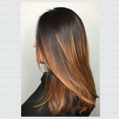 12 vind-ik-leuks, 1 opmerkingen - Henriët's Kapsalon (@henrietskapsalon) op Instagram: 'Balayage in een warme tint. Made by Joyce. #balayage #balayagebrunette #warmehaarkleur…'