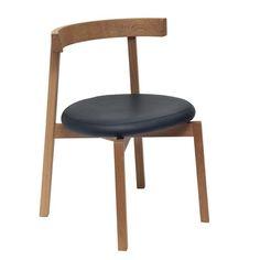 Case Furniture Okinami Chair - Oak